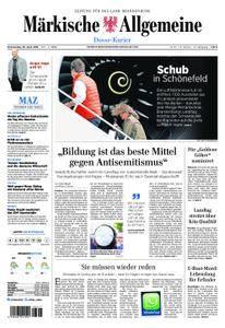 Märkische Allgemeine Dosse Kurier - 26. April 2018
