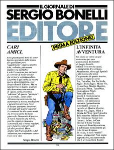 Il Giornale Di Sergio Bonelli Editore - Volume 1