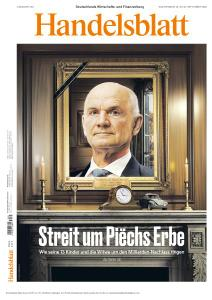 Handelsblatt - 18-20 September 2020