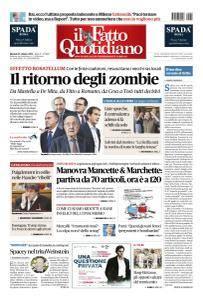 Il Fatto Quotidiano - 31 Ottobre 2017