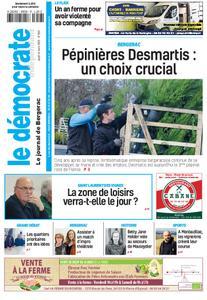 Le Démocrate de Bergerac - 14 mars 2019