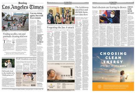 Los Angeles Times – May 23, 2021