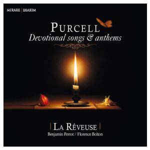 La Rêveuse, Benjamin Perrot & Florence Bolton - Purcell: Devotional Songs & Anthems (2015) [Official Digital Download 24/96]