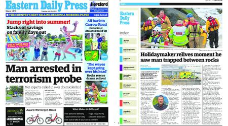 Eastern Daily Press – July 30, 2019