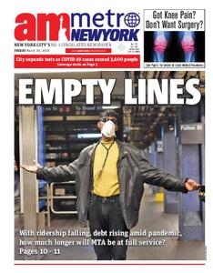AM New York - March 20, 2020