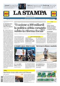 La Stampa Torino Provincia e Canavese - 24 Maggio 2020