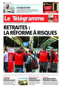 Le Télégramme Vannes – 02 décembre 2019