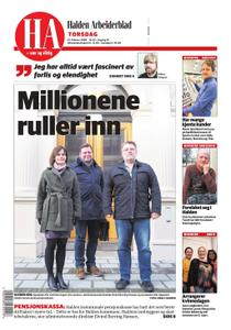 Halden Arbeiderblad – 27. februar 2020