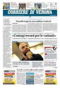 Corriere di Verona – 27 dicembre 2020