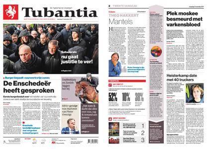 Tubantia - Enschede – 13 november 2017