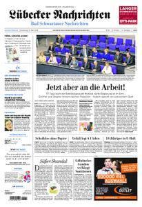 Lübecker Nachrichten Bad Schwartau - 15. März 2018