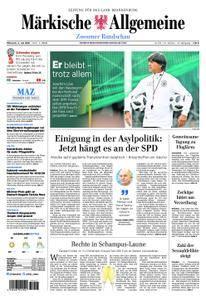 Märkische Allgemeine Zossener Rundschau - 04. Juli 2018