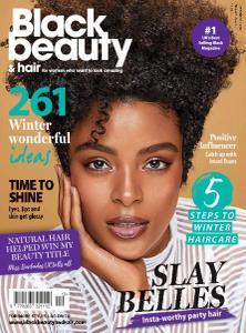 Black Beauty & Hair - December 2019 - January 2020