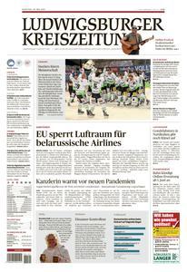 Ludwigsburger Kreiszeitung LKZ - 25 Mai 2021
