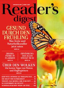 Readers Digest Deutschland Magazin März No 03 2016