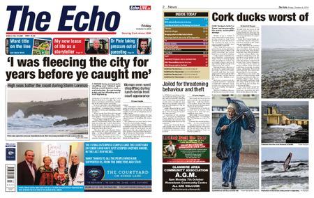Evening Echo – October 04, 2019
