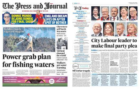The Press and Journal Moray – July 04, 2018
