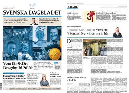 Svenska Dagbladet – 03 december 2019