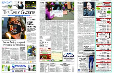 The Daily Gazette – September 20, 2020