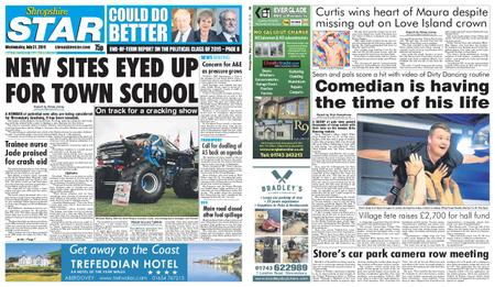 Shropshire Star Shrewsbury Edition – July 31, 2019