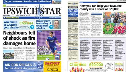 Ipswich Star – April 26, 2021