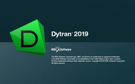 MSC Dytran 2019.0 (x64)