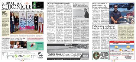 Gibraltar Chronicle – 02 November 2018