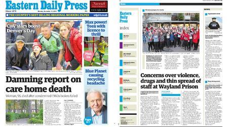 Eastern Daily Press – December 17, 2018