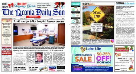 The Laconia Daily Sun – November 13, 2019