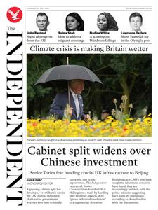 The Independent - 29 July 2021