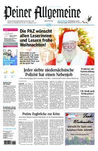 Peiner Allgemeine Zeitung – 24. Dezember 2019