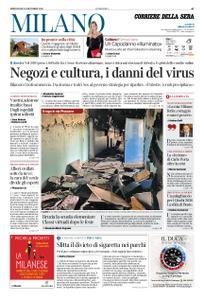 Corriere della Sera Milano – 30 dicembre 2020