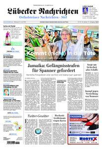 Lübecker Nachrichten Ostholstein Süd - 12. Juni 2019