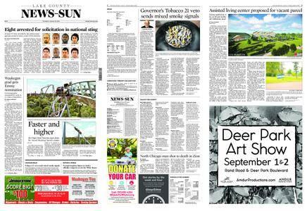 Lake County News-Sun – August 30, 2018