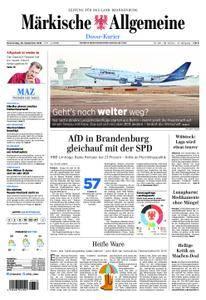 Märkische Allgemeine Dosse Kurier - 20. September 2018