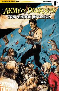 Dynamite-Army Of Darkness Convention Invasion 2014 Hybrid Comic eBook