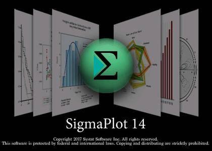 Systat Software SigmaPlot 14.0.0.124
