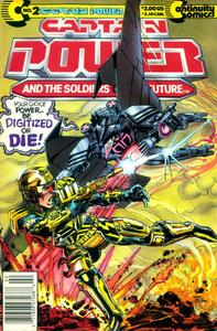 Captain Power and the Soldiers of The Future 002 (Continuity 1989)