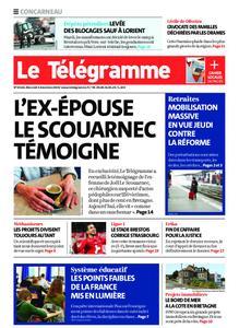 Le Télégramme Concarneau – 04 décembre 2019