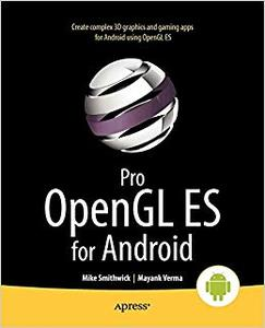 Pro OpenGL ES for Android (Repost)