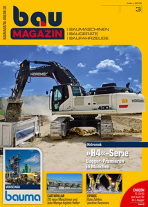 Bau Magazin - März 2019