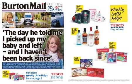 Burton Mail – November 14, 2019