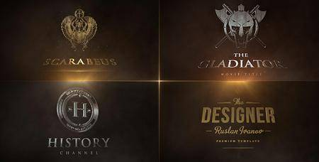 Cinematic Logo Reval - Project for After Effects (VideoHive)