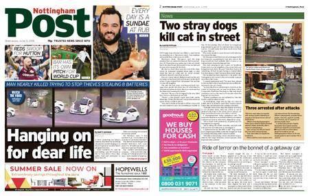 Nottingham Post – June 13, 2018
