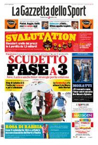 La Gazzetta dello Sport – 06 maggio 2020
