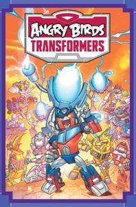 Angry Birds-Transformers - Age of Eggstinction 2015 Digital