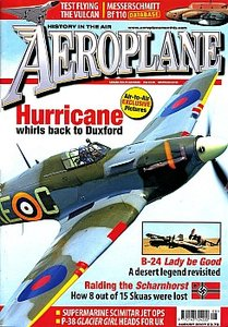 Aeroplane Monthly - August 2007