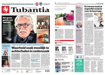 Tubantia - Enschede – 03 augustus 2019