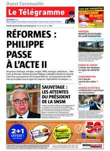 Le Télégramme Ouest Cornouaille – 13 juin 2019