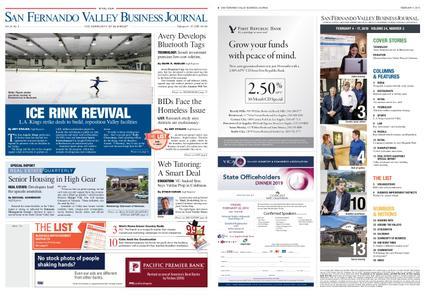 San Fernando Valley Business Journal – February 04, 2019
